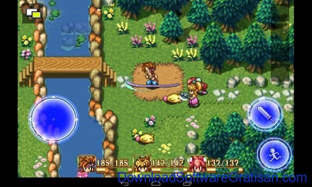 Game Petualangan Terbaik Android Secret of Mana