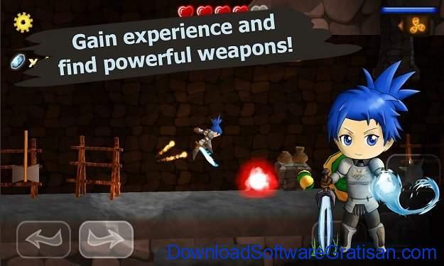 Game Petualangan Terbaik Android Swordigo