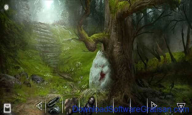 Game Petualangan Terbaik Android The Frostrune