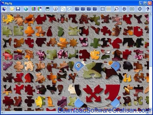 Game Puzzle Gambar (Jigsaw) Gratis Terbaik untuk PC BigJig