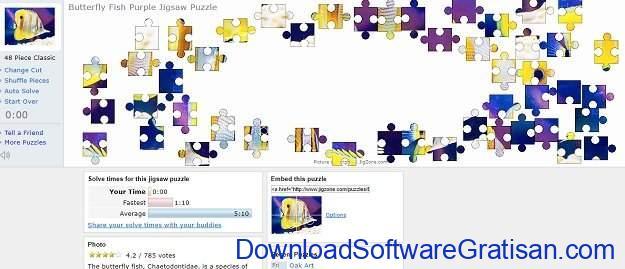 Game Puzzle Gambar (Jigsaw) Gratis Terbaik untuk PC Jigsaw Puzzle Gallery at JigZone