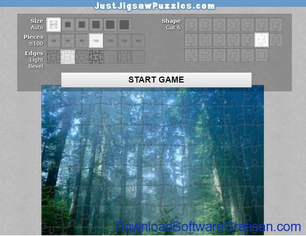 Game Puzzle Gambar (Jigsaw) Gratis Terbaik untuk PC Just Jigsaw Puzzles
