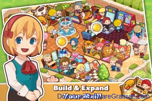 Game Simulasi Mengelola Mall untuk Android & iOS Happy Mall Story