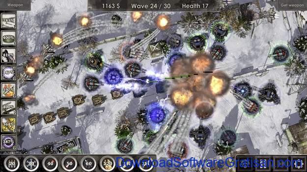Game Strategi Offline Terbaik untuk Android - Defense Zone 3