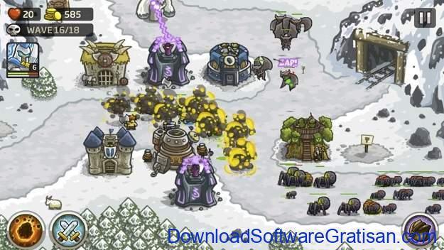 Game Strategi Offline Terbaik untuk Android - Kingdom Rush
