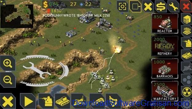Game Strategi Offline Terbaik untuk Android - RedSun RTS