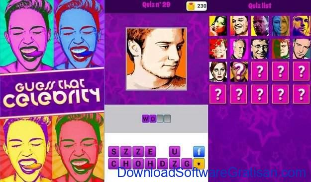 Game Tebak Gambar Terbaik Android & iOS Guess That Celebrity