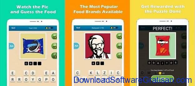 Game Tebak Gambar Terbaik Android & iOS Hi Guess the Food
