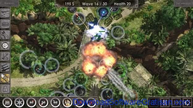 Game menara pertahanan terbaik untuk Android Defense Zone 3