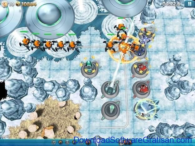 Game menara pertahanan terbaik untuk Android Toy Defense Fantasy Tower