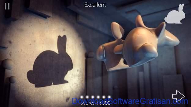 Game puzzle Terbaik untuk Android Shadowmatic