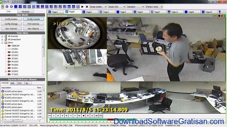 Genius Vision NVR Community Edition