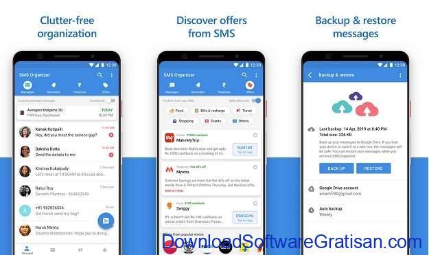 Hal yang Dilakukan Salah di Perangkat Android - Menggunakan apps bawaan