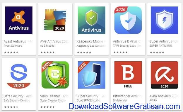 Hal yang Dilakukan Salah di Perangkat Android - Menginstal Antivirus