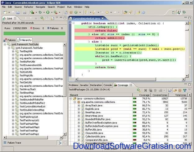 IDE Gratis untuk Java Coding, Development & Programming Eclipse