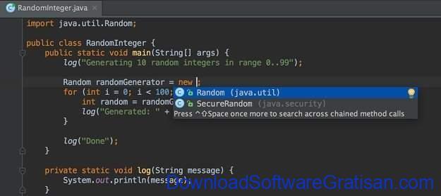 IDE Gratis untuk Java Coding, Development & Programming IntelliJ IDEA Community Edition