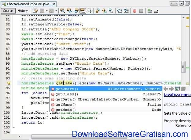 IDE Gratis untuk Java Coding, Development & Programming NetBeans