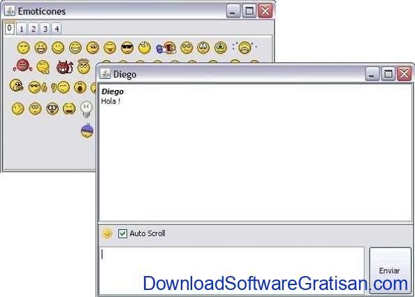 LAN Messenger untuk PC Net-C