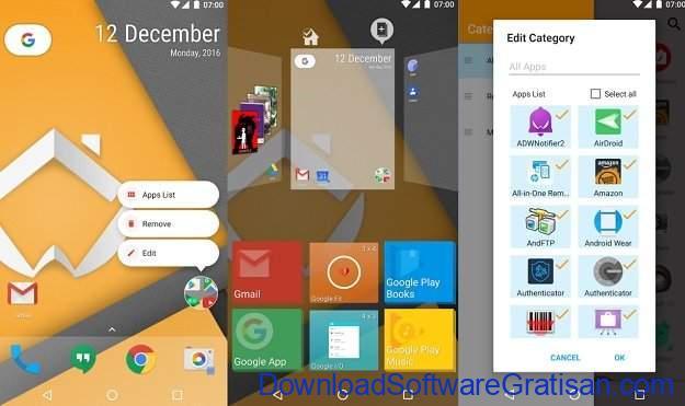 Launcher Android Terkeren ADW Launcher 2