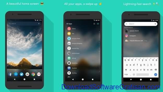 Launcher Android Terkeren Evie Launcher