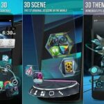 Launcher Android Terkeren Next Launcher 3D Shell