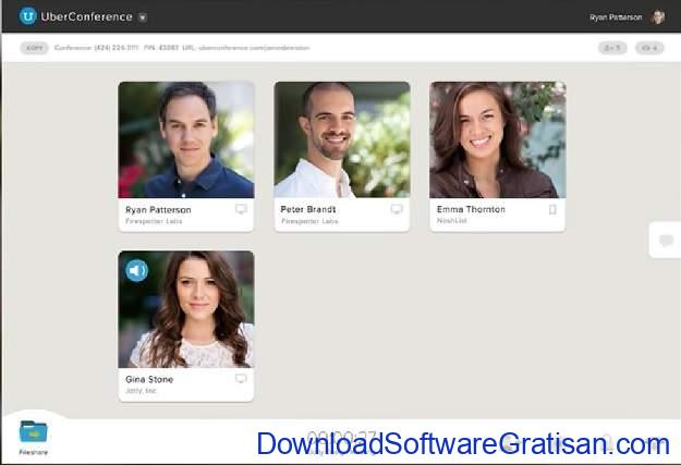Layanan Panggilan Konferensi (Conference Call) Gratis Terbaik UberConference