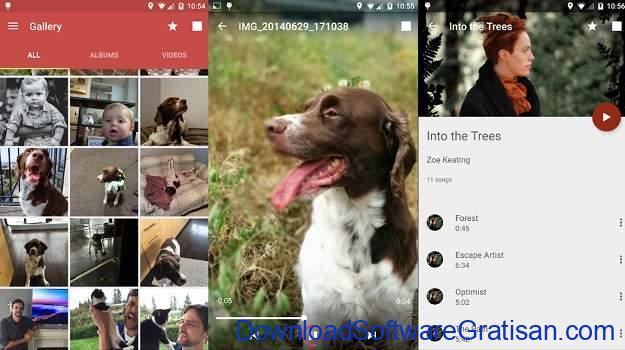 Media Player Gratis Terbaik untuk Android - AllCast