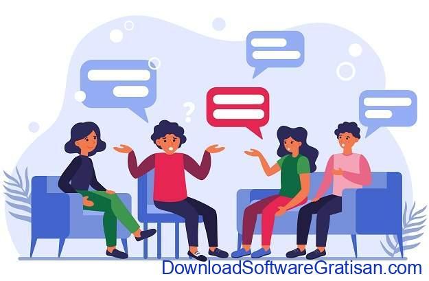 Mengapa Orang Masih Menggunakan Ruang Chat untuk Hiburan - Ruang Chat Sangat Bagus Untuk Diskusi Kelompok