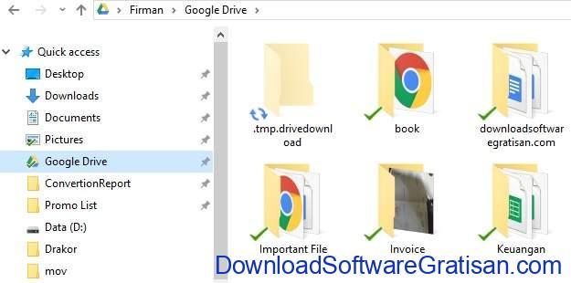 Menyinkronkan Folder Antar Komputer Melalui Internet - ss1