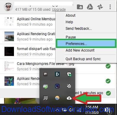 Menyinkronkan Folder Antar Komputer Melalui Internet - ss10