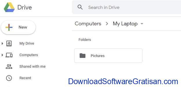 Menyinkronkan Folder Antar Komputer Melalui Internet - ss6