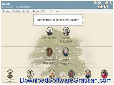 Aplikasi untuk Membuat Silsilah Keluarga MyHeritage Family Tree Builder