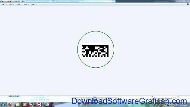 Aplikasi Pemindai Barcode Gratis Terbaik untuk Windows ORPALIS Virtual Barcode Reader