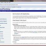 Paket Aplikasi Internet Lengkap untuk PC SeaMonkey - Browser