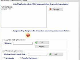 Paksa Aplikasi untuk Memulai Dalam Tampilan yang Dimaksimalkan dengan Maximize Always