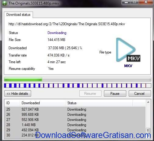 SD Download Manager