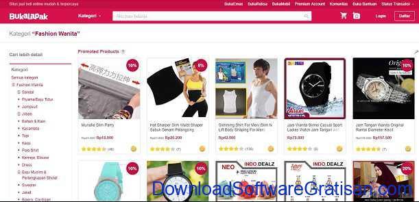 Situs Belanja Online Terbaik di Indonesia Bukalapak