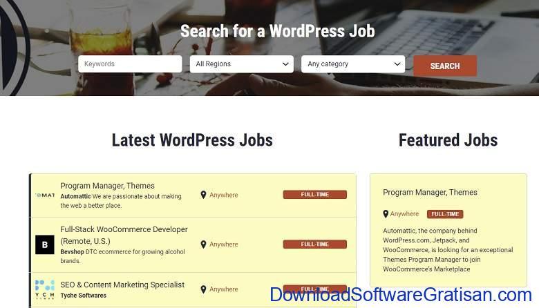 Situs Freelance Desainer & Programmer Terbaik Guru - WPHired