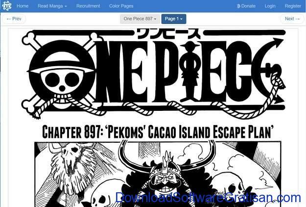 Situs Manga Terbaik untuk Membaca Manga Online Gratis Mangastream
