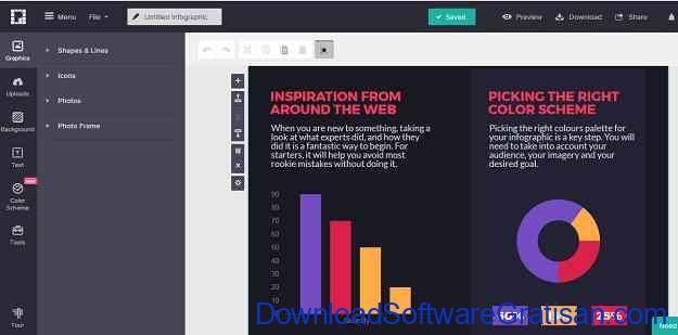Situs Online Terbaik untuk Membuat Infografis Gratis Piktochart