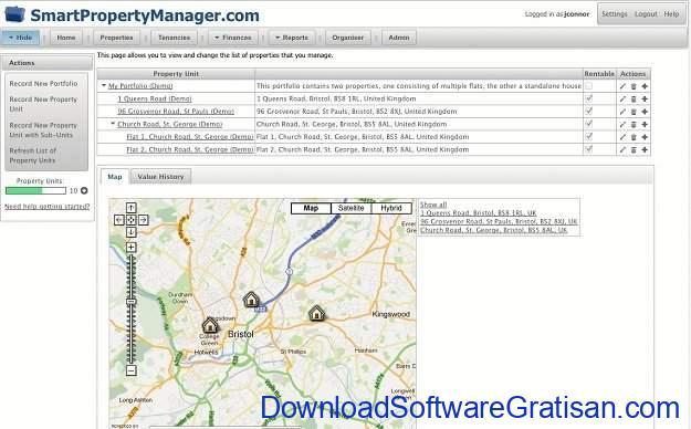 Aplikasi Online Manajemen Properti Gratis Terbaik SmartPropertyManager
