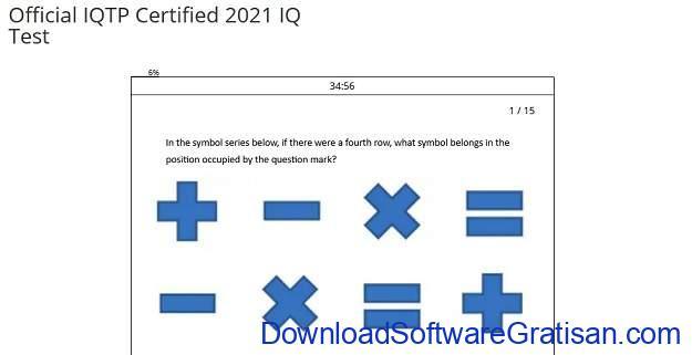 Tes IQ Online Gratis Terbaik - IQ Test Prep