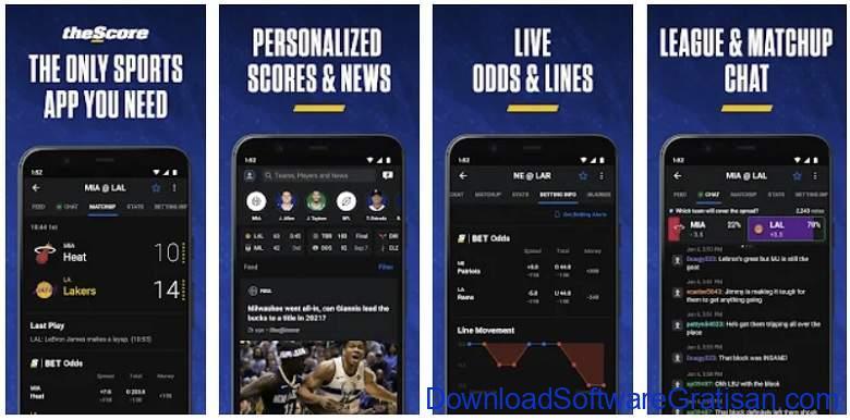 TheScore - Sports & Scores