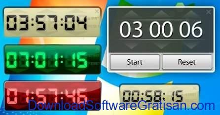 Timer Shutdown gratis terbaik untuk Windows 10 Free Desktop Timer