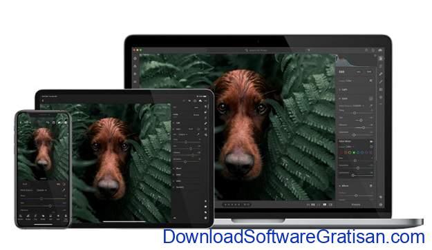 Ulasan Adobe Photoshop Lightroom CC