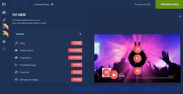 Visualisator Musik Terbaik - Videobolt Music Visualizer