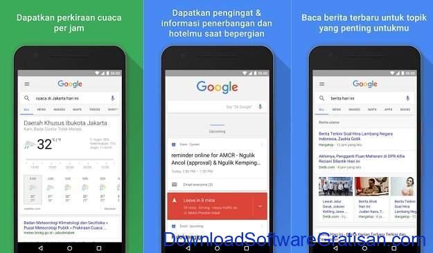 Widget Android Gratis Terbaik Google