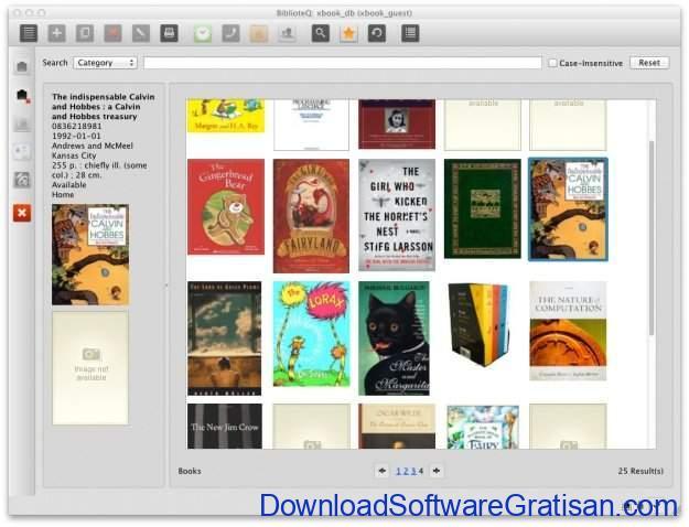 Pengelolaan Perpustakaan Gratis Terbaik BiblioteQ