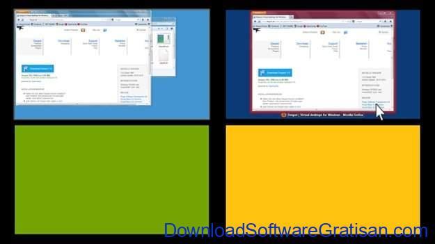 Aplikasi Multi Desktop Window Dexpot