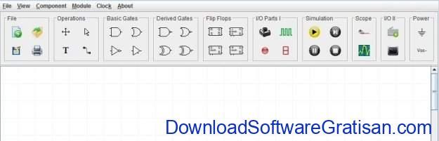 Aplikasi Gratis untuk Mendesain Sirkuit Digital Digital Logic Design